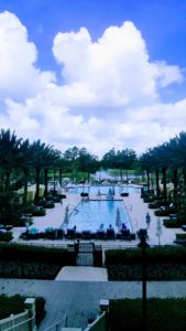 Beautiful views from every window! - Living like a Queen at Waldorf Astoria Orlando - Just Peachy Keen with the Peachy Queen www.stayinpeachy.com