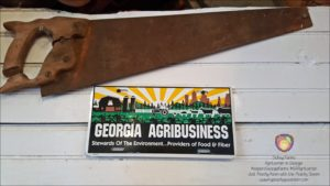 Georgia Agribusiness - growing our state one crop at a time. - Just Peachy Keen with the Peachy Queen www.stayinpeachy.com