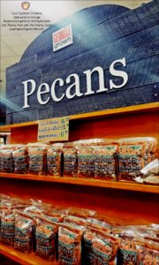 Pecans grown right here in Georgia at Lane Southern Orchards! - Just Peachy Keen with the Peachy Queen www.stayinpeachy.com #exploreGeorgiaFarms #Gaagritourism