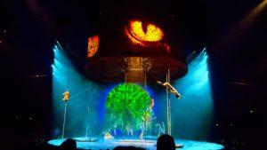 LUZIA Atlanta Cirque du Soleil - Just Peachy Keen with the Peachy Queen www.stayinpeachy.com