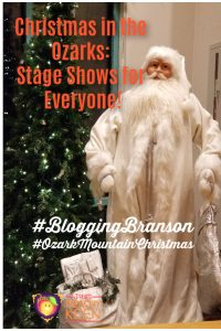 Christmas in the Ozarks: Stage Shows for Everyone! 0 Just Peachy Keen #BloggingBranson #OzarkMountainChristmas