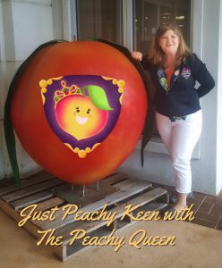 Just Peachy Keen with the Peachy Queen - Helping you find the sweetness in life despite the pits.