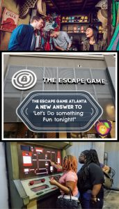 The Escape Game Atlanta - Something new to do when you've done it all!